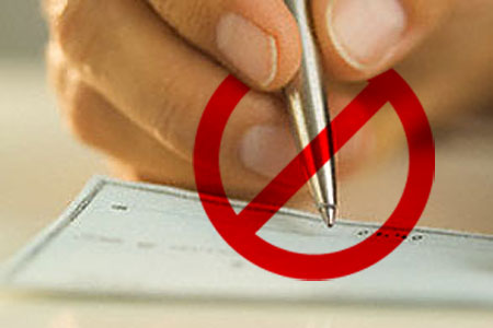 Resultado de imagen para no al cheque en garantia en salud